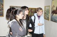 Молодежная выставка «Весенняя рапсодия»