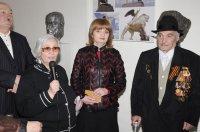 Выставка Чермена Урузбековича Дзанагова
